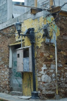 lamppost in Casco Viejo